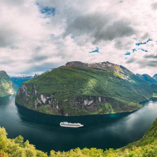 Le fjord de Geiranger 10