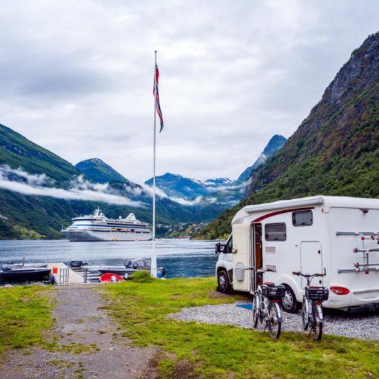 Le fjord de Geiranger 14