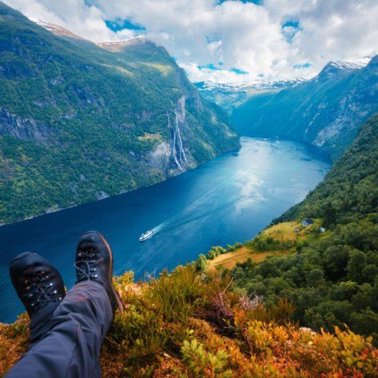 Le fjord de Geiranger 22